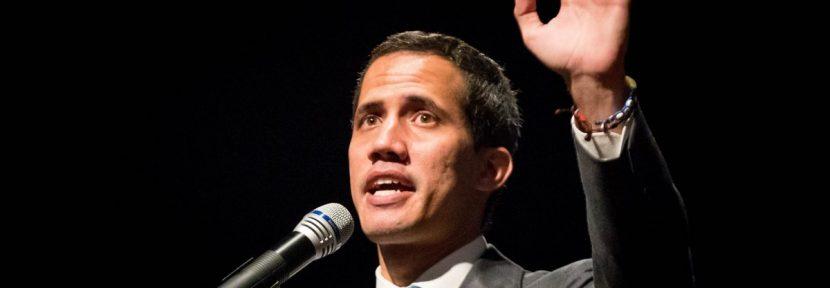 Guaidó denuncia militarización de Parlamento venezolano