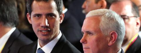 US talks tough on Venezuela; Brazil, EU reject military option