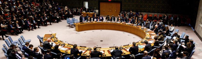 Maduro supporters rally in Venezuela; US, Russia push rival UN resolutions