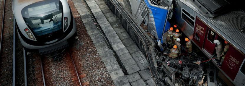 Train collision in Brazil leaves 1 dead