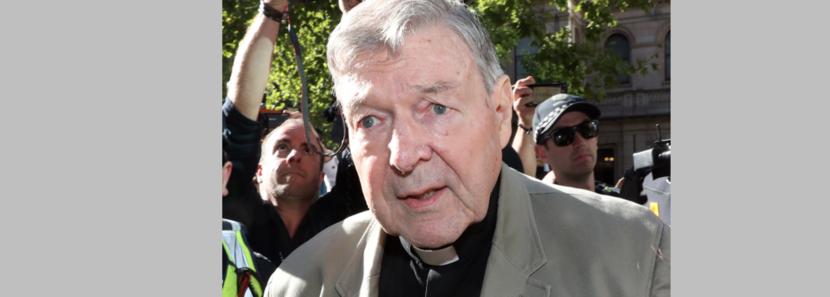 El cardenal Pell es detenido a la espera de sentencia por pederastia en Australia