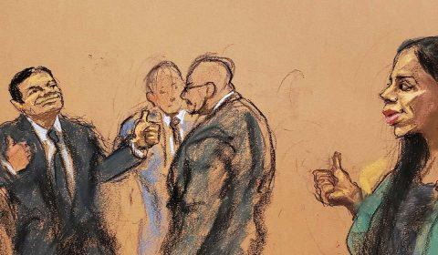 Juez deniega al Chapo salir dos horas semanales al patio