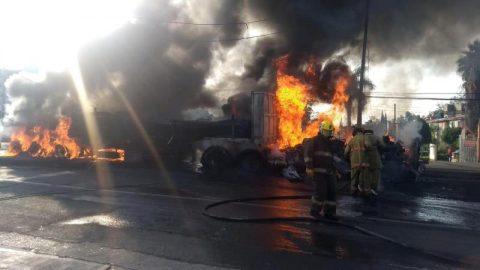 Accidente de carretera en México deja seis muertos y 16 heridos