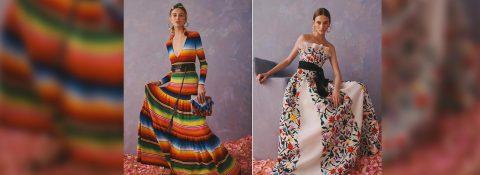 México acusa a Carolina Herrera de plagio
