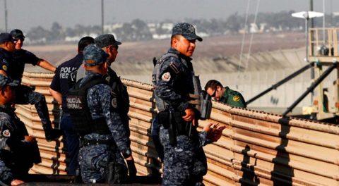 México enviará 6.000 efectivos a su frontera con Guatemala