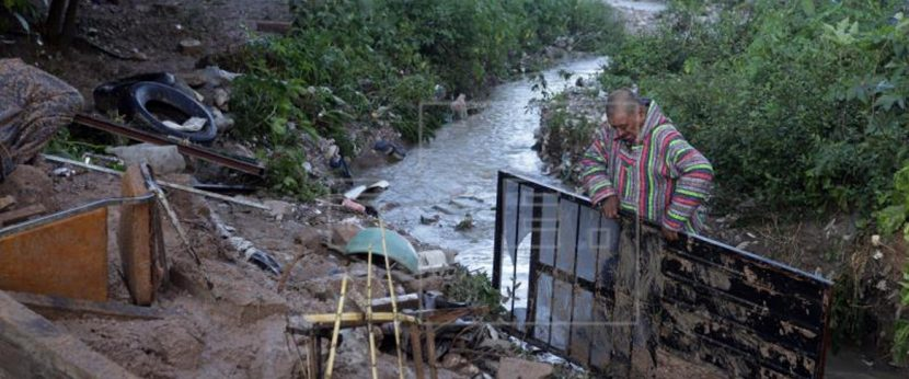 Mudslide in central Mexico leaves at least 7 dead