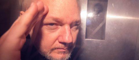 Señalan a Assange de haber interferido en elección de EE.UU.