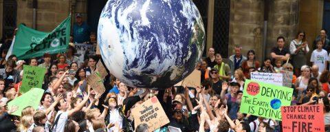 SOS Cambio Climático