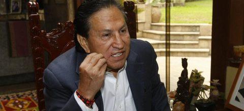 Detienen en EE.UU. al expresidente peruano Alejandro Toledo