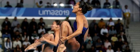 """Paola Espinosa: """"Me motiva el trampolín. Lo hago bonito, soy elegante"""""""