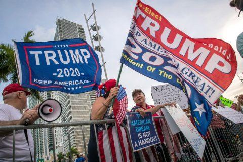Los votantes demócratas logran mayoría en bastión republicano de California