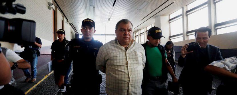 Capturan al exdirector de Informática del Tribunal Electoral de Guatemala