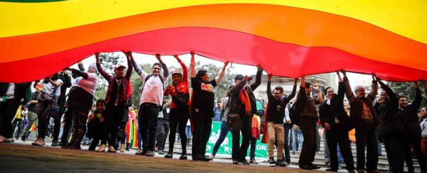 Unas 1.300 personas LGTBI han sido asesinadas en Latinoamérica