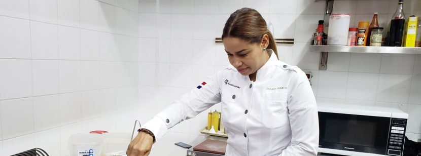 Famous Madrid chef returns to her Dominican roots