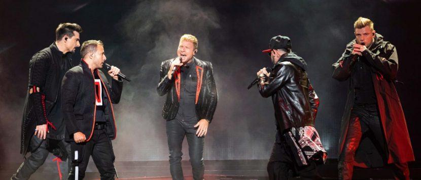 Backstreet Boys darán conciertos en siete países de Latinoamérica