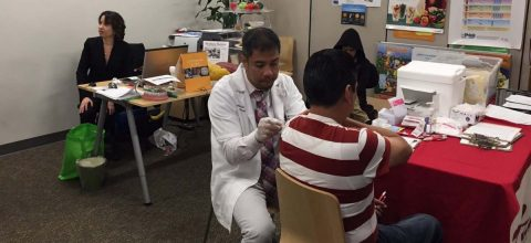 Consulado a Tu Lado: Semana Binacional de Salud