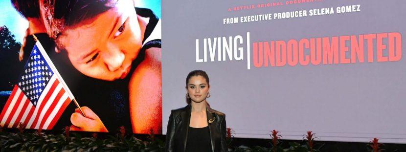 Selena Gómez lleva a Netflix la angustia de los indocumentados