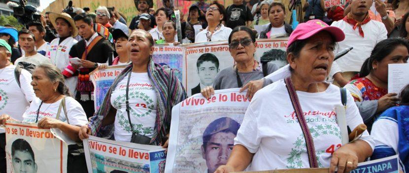 La ONU pide a México desmilitarizar la Guardia Nacional y resolver el caso Ayotzinapa