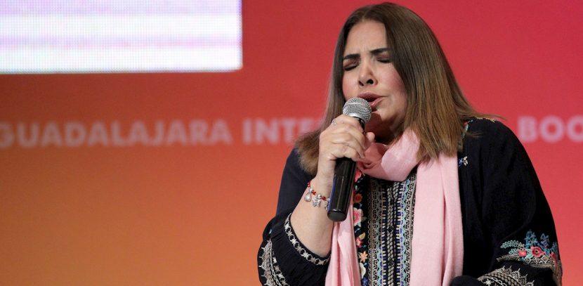 La poesía nos hace ver el mundo de una manera distinta, afirma la cantante Tania Libertad