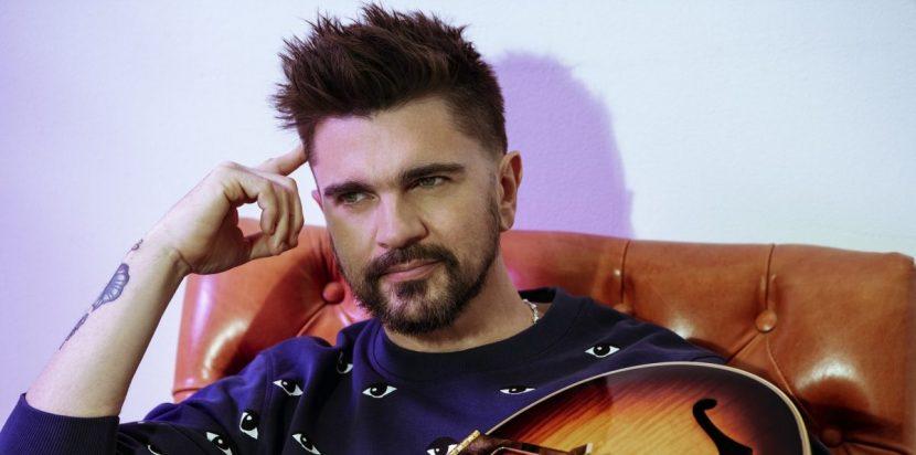 """Juanes: """"Bendigo el día que decidí dedicarme a la música"""""""