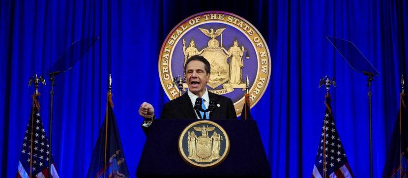 "El Gobernador Nueva York acusa a Trump de querer ""manipular"" el sistema de justicia"