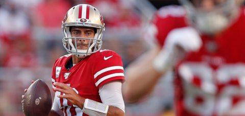 Patriots y Texans logran títulos división; 49ers, liderato; Vikings, playoffs