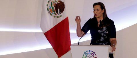 Un año sin aclararse las causas del accidente mortal de gobernadora mexicana