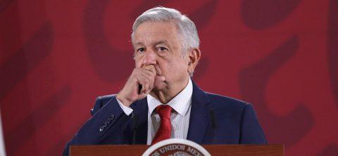 López Obrador, el blanco de la prensa mexicana en el Día de los Inocentes
