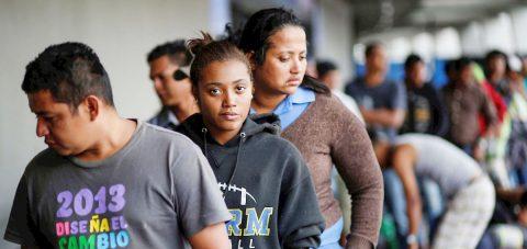 México otorgó en su frontera sur 86.537 visados de visitante y de trabajador