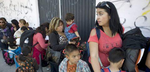 Más de 207.000 mexicanos fueron repatriados desde EEUU y Canadá el último año