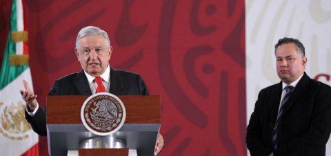 Exministro mexicano vinculado a cártel recibió dinero del Gobierno capitalino