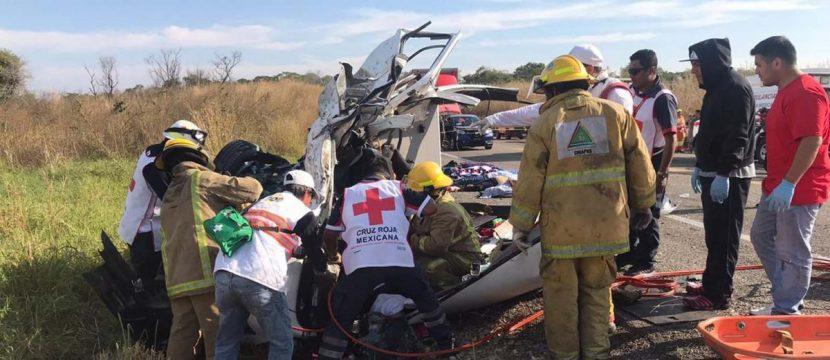Al menos 11 muertos deja choque en estado mexicano de Chiapas