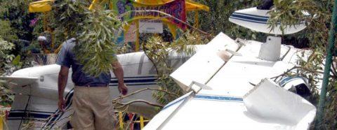 Hallan avioneta desaparecida en el noroeste de México