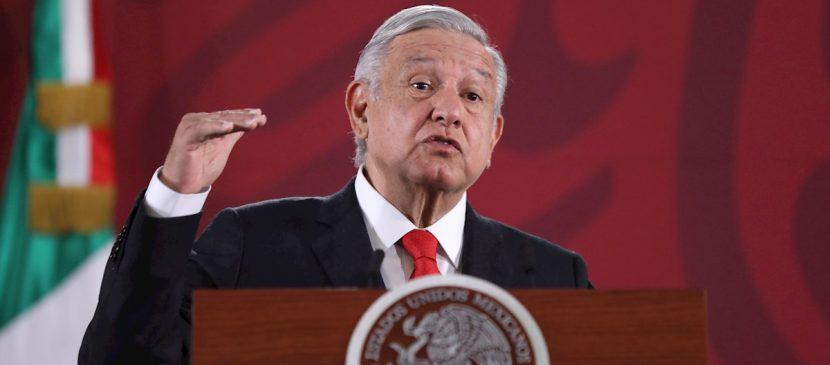 López Obrador dice que 2019 no fue malo, con inseguridad en la mira para 2020