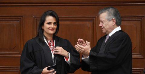 Tres mujeres en Suprema Corte de México por primera vez desde reforma en 1995