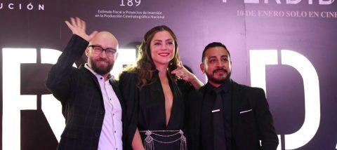 """El cine mexicano inicia el 2020 """"vestido de largo"""" gracias a """"Perdida"""""""