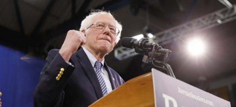 Sanders gana las primarias demócratas de Nuevo Hampshire, según proyeccionesx