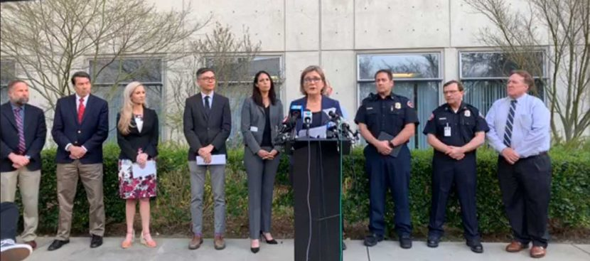 County of Santa Clara Public Health Department announces the second death from COVID-19 in the county