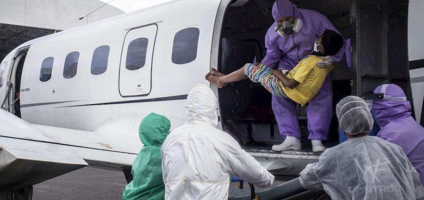 El coronavirus se adentra en el Brasil más desprovisto de atención médica