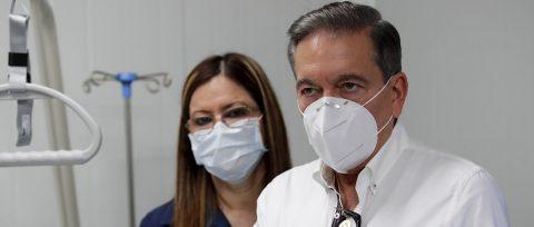 Panamá le pide a Trump respiradores y test como apoyo en su lucha contra el COVID-19