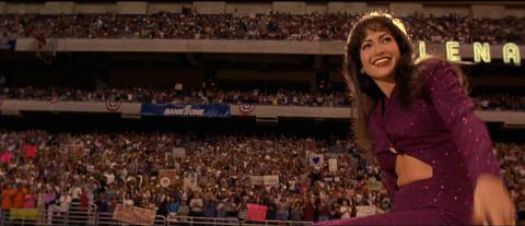 Regístrate para concursar y ganar un premio especial de Selena (1997)