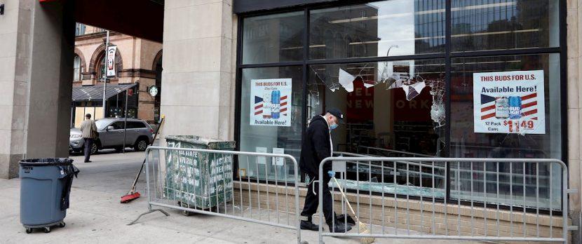 Nueva York teme un repunte del coronavirus por las protestas antirracistas