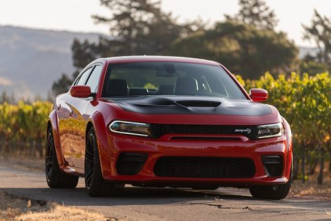 DODGE CHARGER SRT HELLCAT 2020
