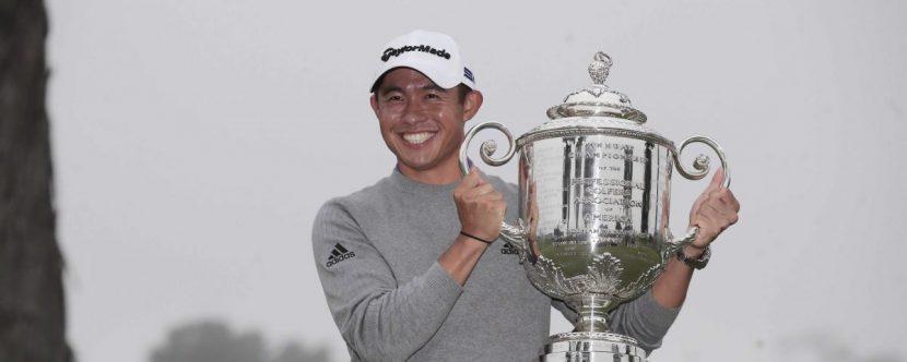 El estadounidense Collin Morikawa gana el PGA Championship