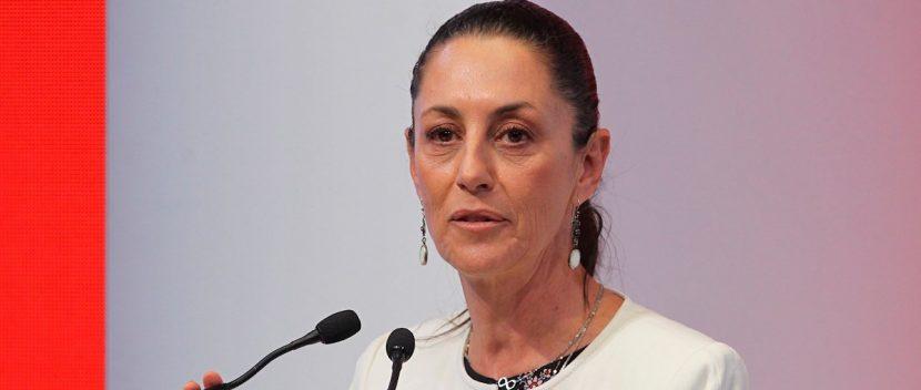 Jefa de Gobierno de la Ciudad de México se aísla por sospecha de COVID-19