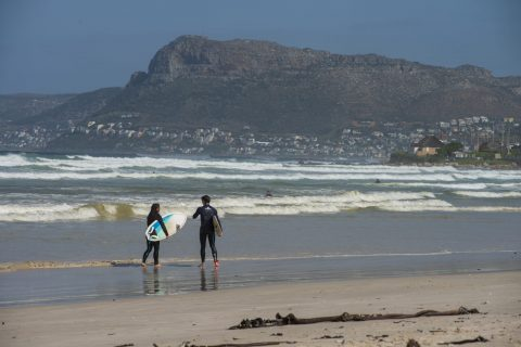 The Way We Live Now: Cape Town's Winter Weather Howls and Delights, but There's No Snow