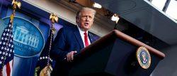 Trump dice que nominará una juez para el Supremo el viernes o el sábado
