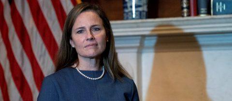 Líder demócrata del Congreso EE.UU. no se reúne con la nominada de Trump al Supremo