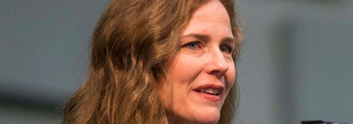 Trump nominará a la jueza Amy Coney Barrett para Supremo, según medios