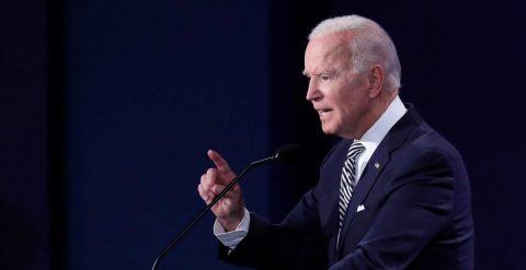 """Biden llama a Trump """"mentiroso"""" tras ser acusado de socialista"""